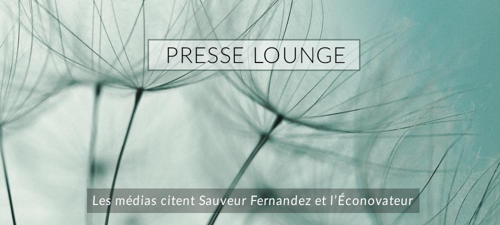 Slide Menu Presse lounge