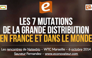 Les 7 grandes mutation de la grande distribution