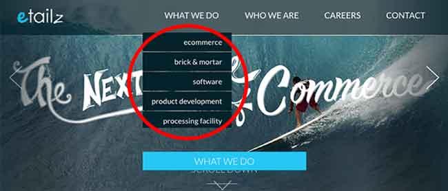 Etailz le e-distributeur bio écologique nouvelle génération