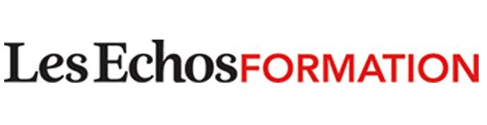 Logo Les Echos Formation