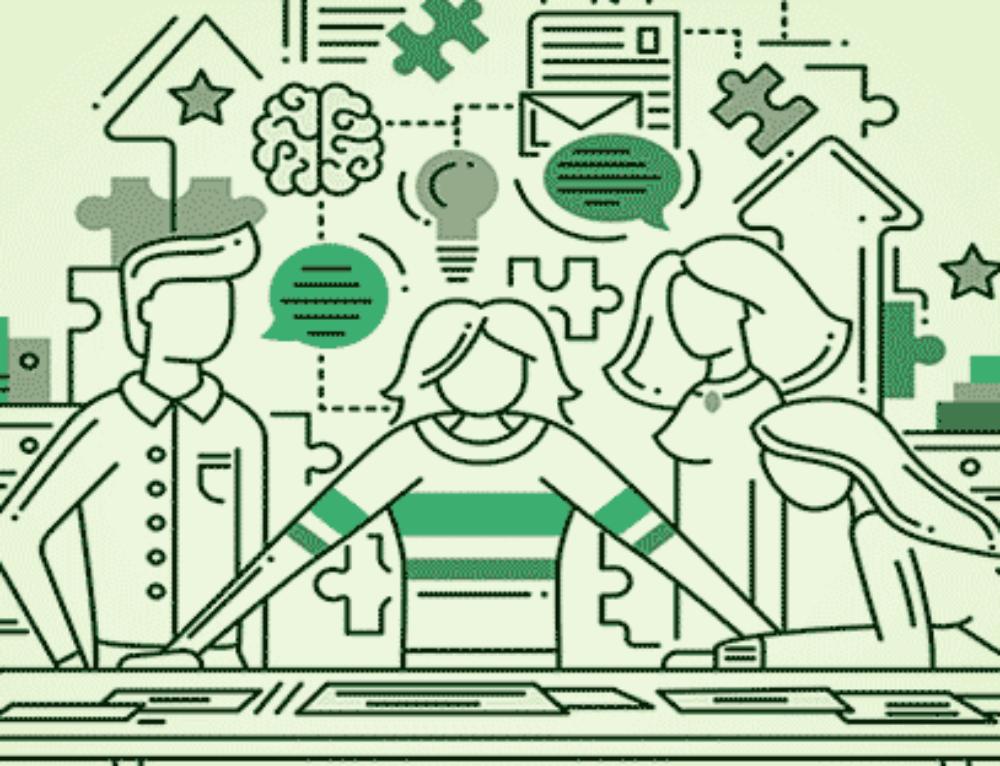 L'entreprise libérée et holacratie : bien-être au travail avec l'intelligence collective